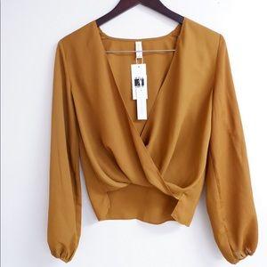 NEW! Elegant Gentle Fawn top!